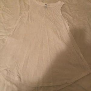 Old Navy Sleeveless Cotton Top